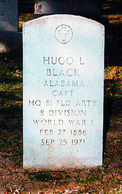 Hugo Lafayette Black