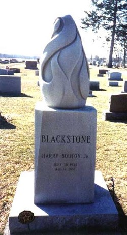 Harry Blackstone, Jr