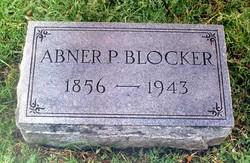 Abner Pickins Blocker