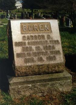 Carson Dobbins Boren
