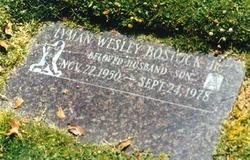 Lyman Wesley Bostock, Jr