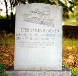 Peter James Bracken