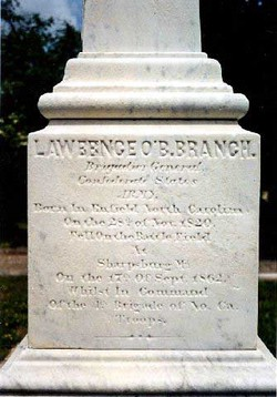 Gen Lawrence O'Bryan Branch