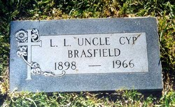 Laurence L. Uncle Cyp Brasfield