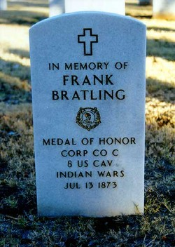 Corp Frank Bratling