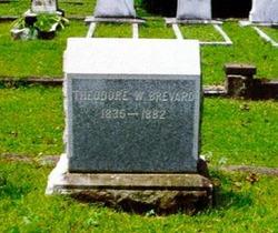Gen Theodorus Washington Brevard, Jr