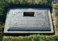 Walter Turk Broda