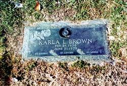 Karla Lou Brown