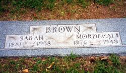 Mordecai Three Finger Brown