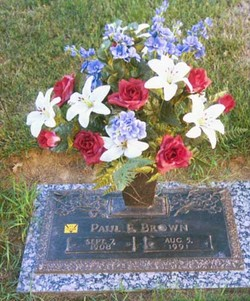 Paul E. Brown