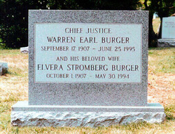 Warren Earl Burger