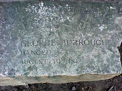 George Burroughs