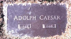 Adolph Caesar