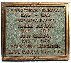 Zeke Canova