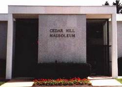 Cedar Hill Cemetery and Mausoleum