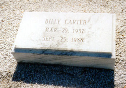 William Alton Billy Carter, III