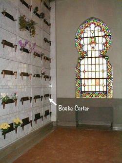 Boake Carter