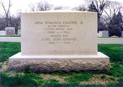 Adna Romanza Chaffee, Jr