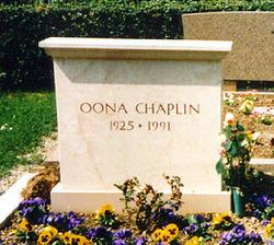 Oona <i>O'Neill</i> Chaplin