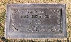 Renee Shin-Ye Chen