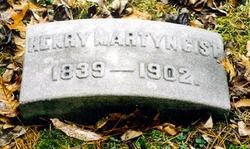 Gen Henry Martyn Cist