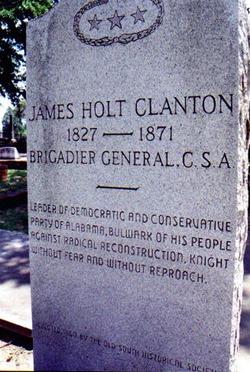 James Holt Clanton