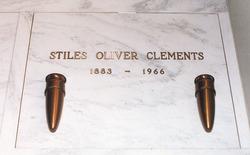 Stiles Oliver Clements