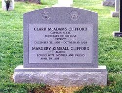 Clark McAdams Clifford