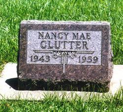 Nancy Mae Clutter