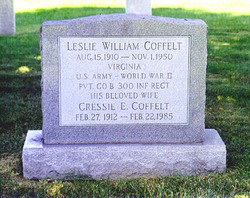 Leslie William Coffelt