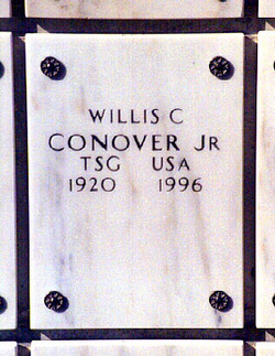 Willis Conover