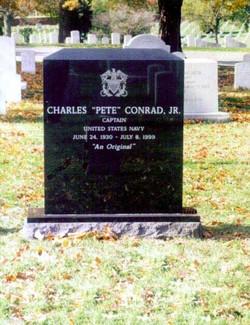 Capt Charles Peter Pete Conrad, Jr