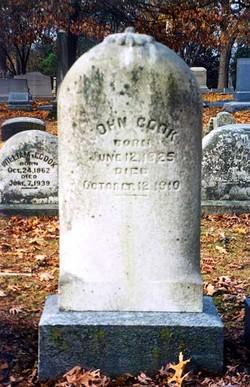 Gen John Pope Cook