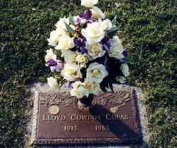 Lloyd Cowboy Copas