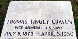 Thomas Tingey Craven