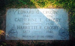 Harriette Rebecca Crosby