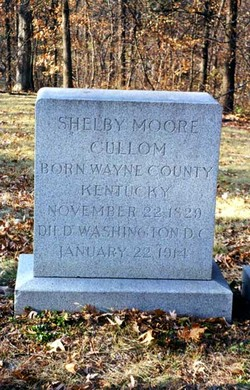 Shelby Moore Cullom