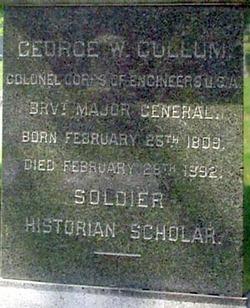 George Washington Cullum