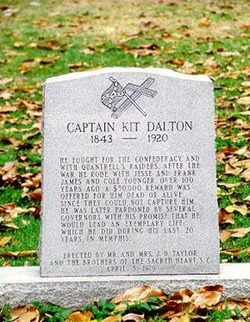 Capt Kit Dalton