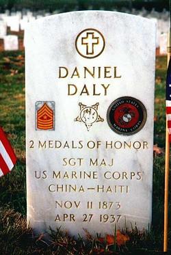 Daniel Daly