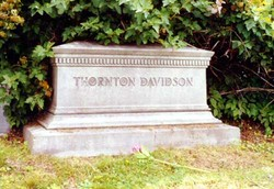 Thornton Davidson