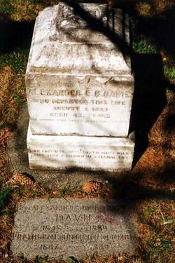 Alexander Edmund Batson A.E.B. Davie