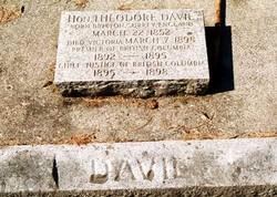 Theodore Davie