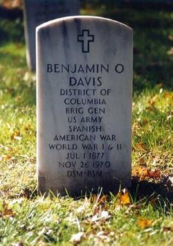 Benjamin Oliver Davis, Sr