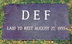 D.E.F. Records