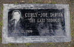 Joe Curly Joe DeRita