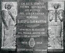 Jos� de San Martin