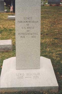 Lewis Deschler