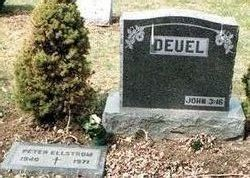Peter Duel