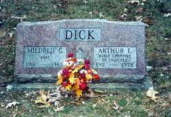 Arthur Dick